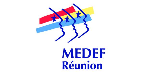 Logo Medef Réunion