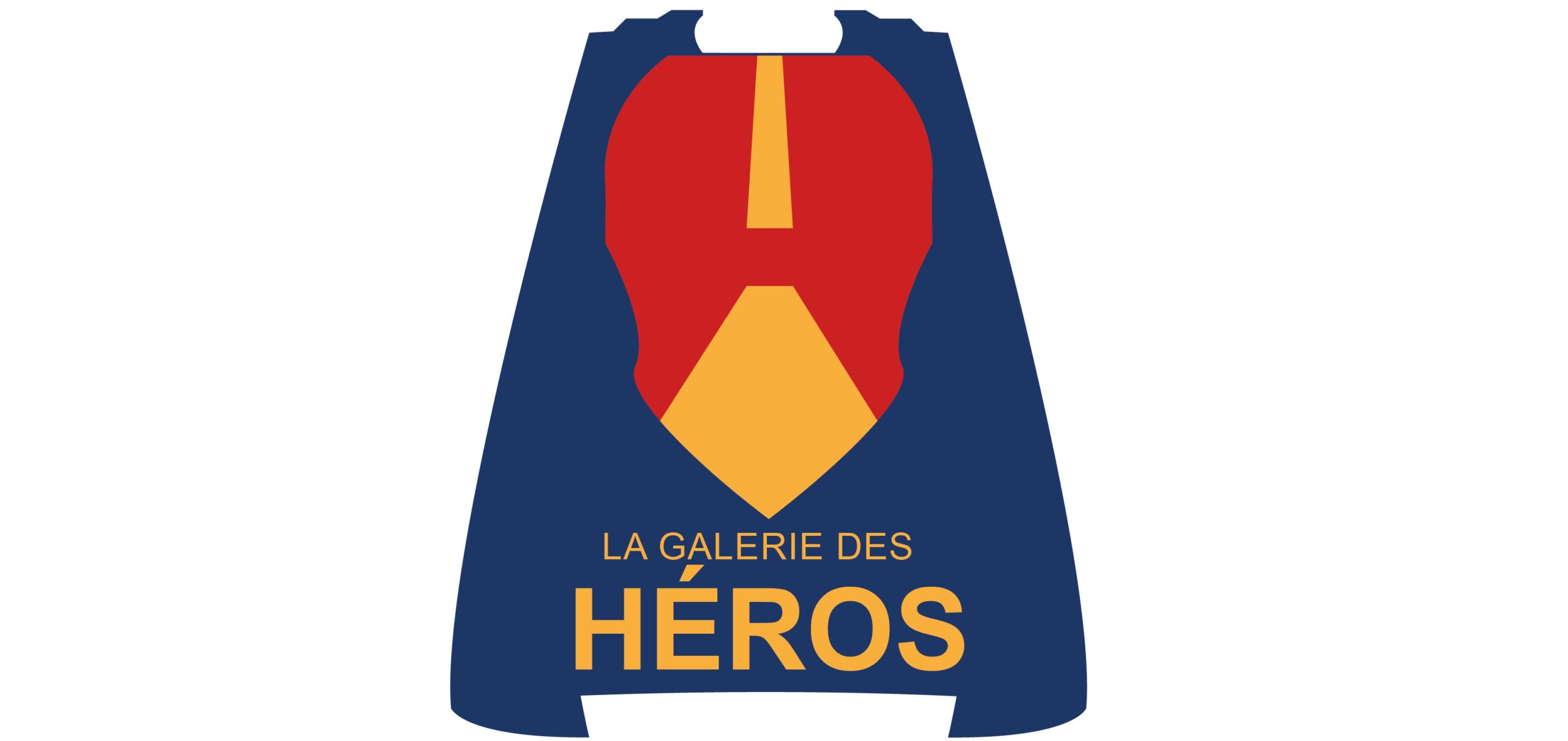 Logo de La Galerie des Héros